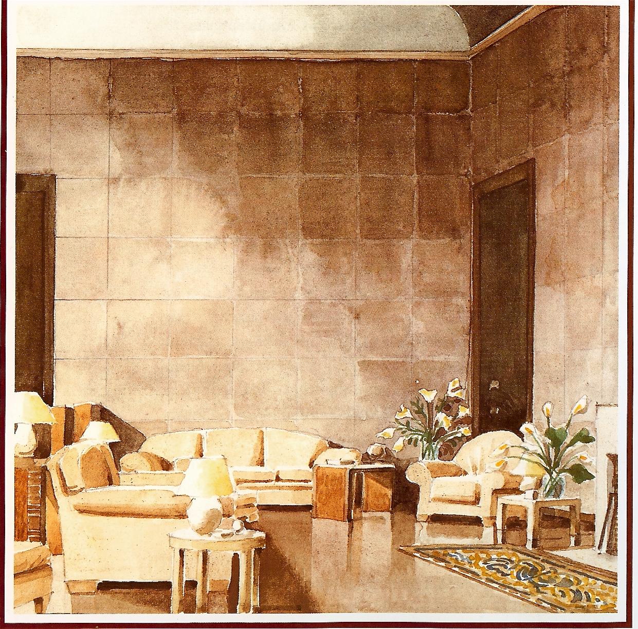Jean Michel Franku0027s Major Influence On Todayu0027s Furniture Designs