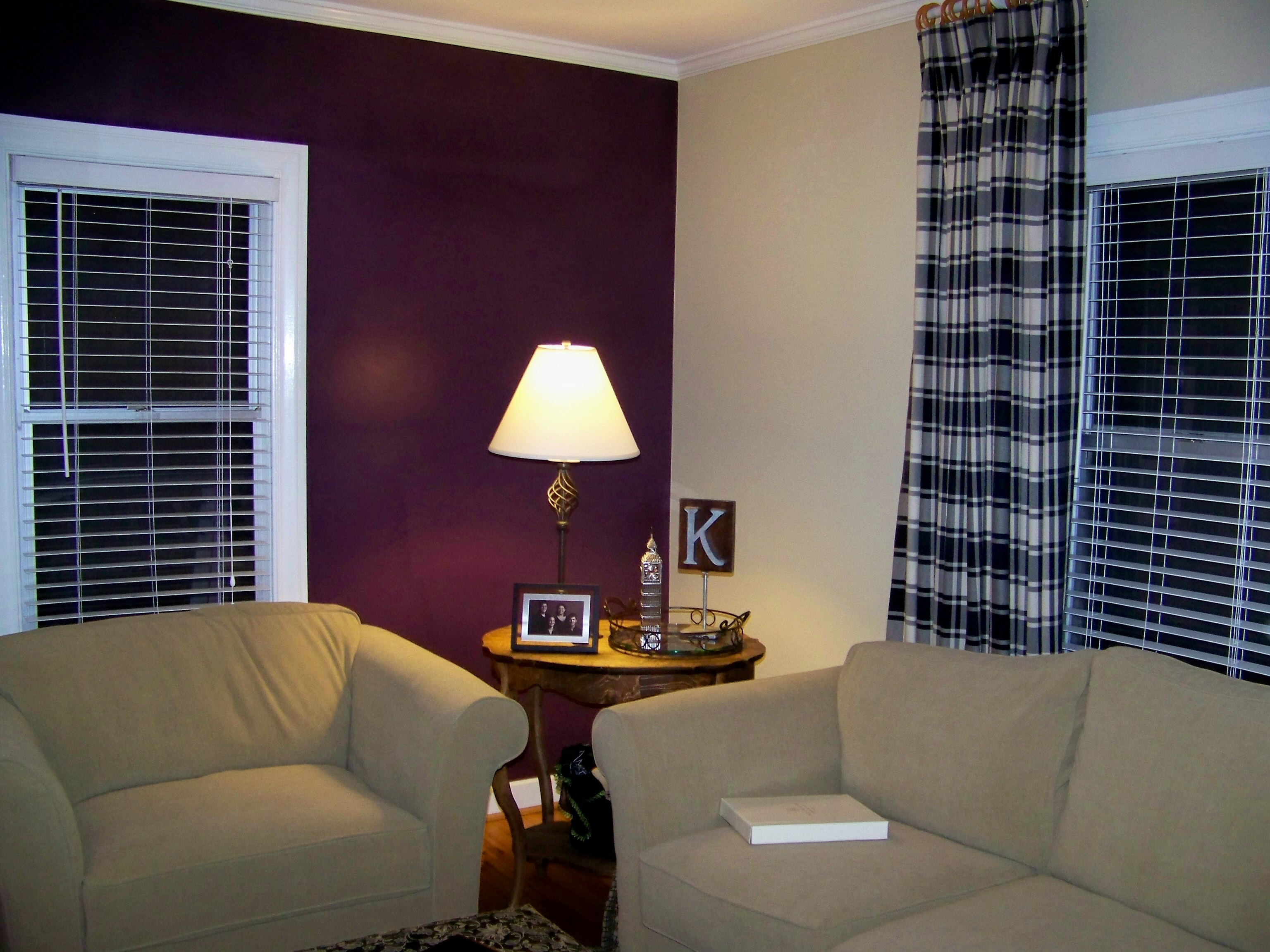 Living Room Accent Wall Paint Accent Walls Love Them Or Leave Them Decor Arts Now
