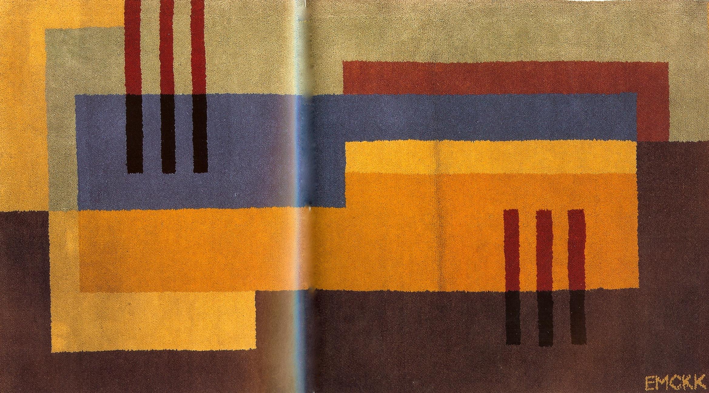 Edward Mcknight Kauffer Art Deco