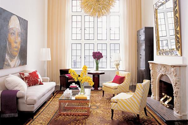 Sneak Peek Inside Fashion Designers Own Homes Decor Arts Now