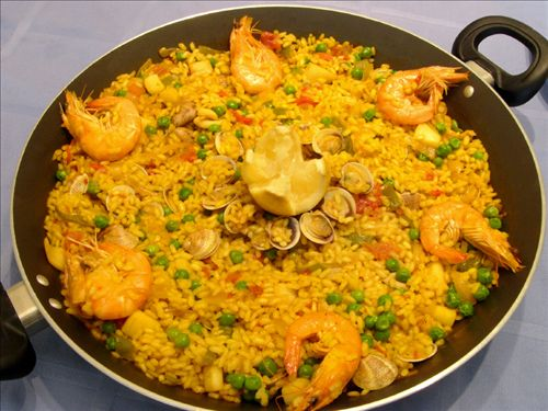 Tom's Grilled Paella - Decor Arts Now