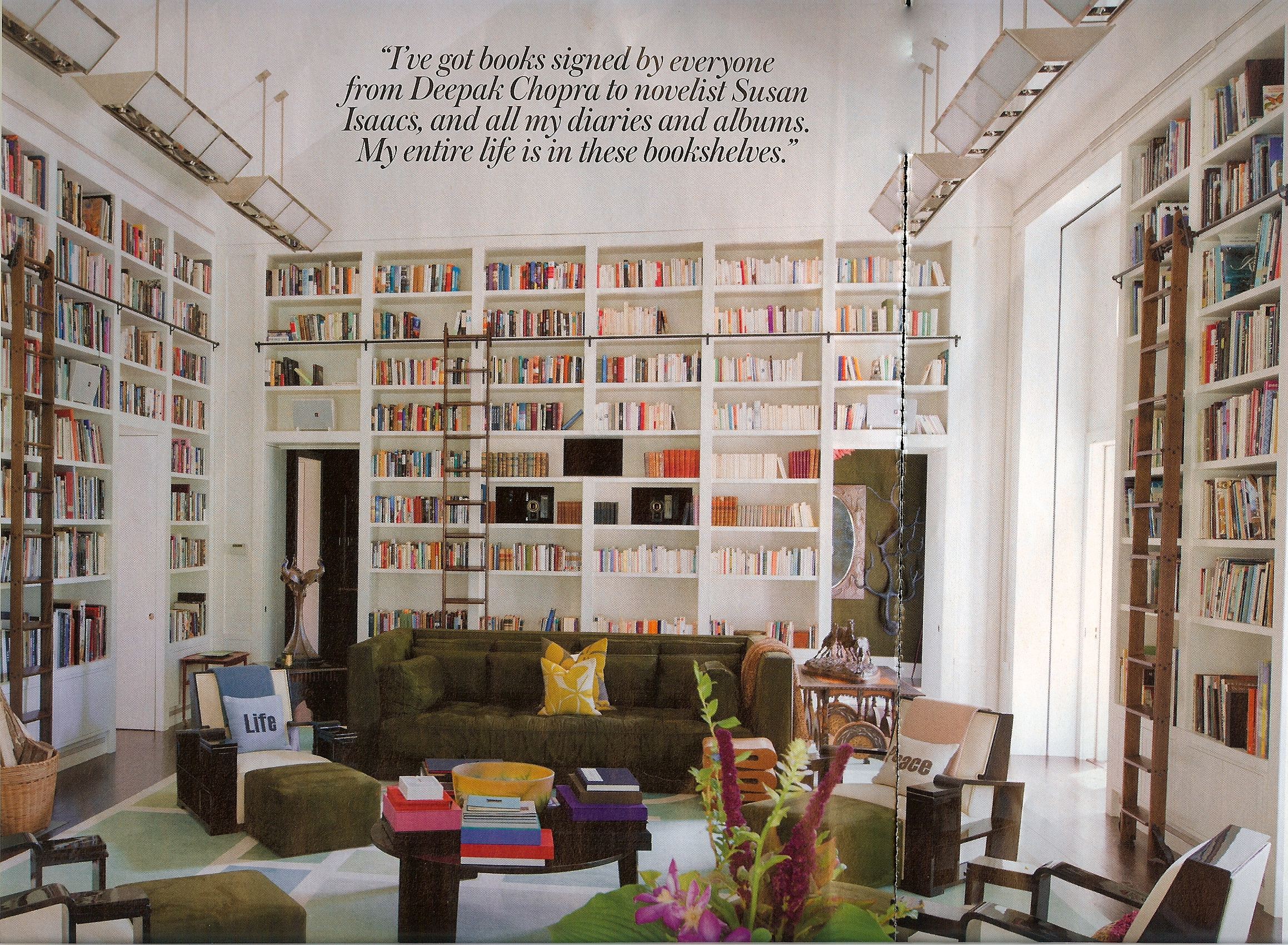 Design book addict at home with town country decor for Modern home decor books