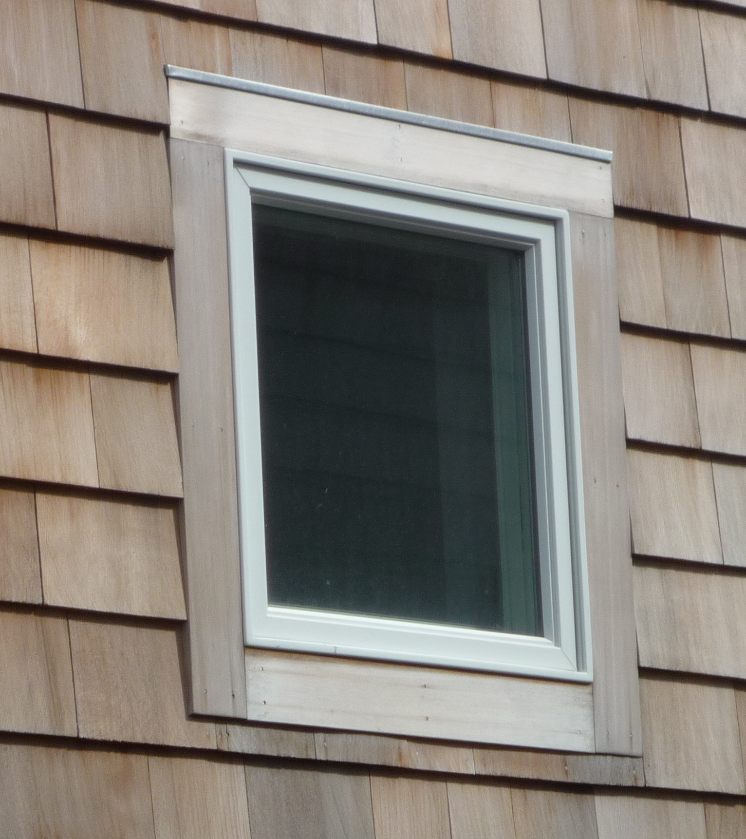 Montauk addition framing and exterior trim decisions for Decorative window trim exterior