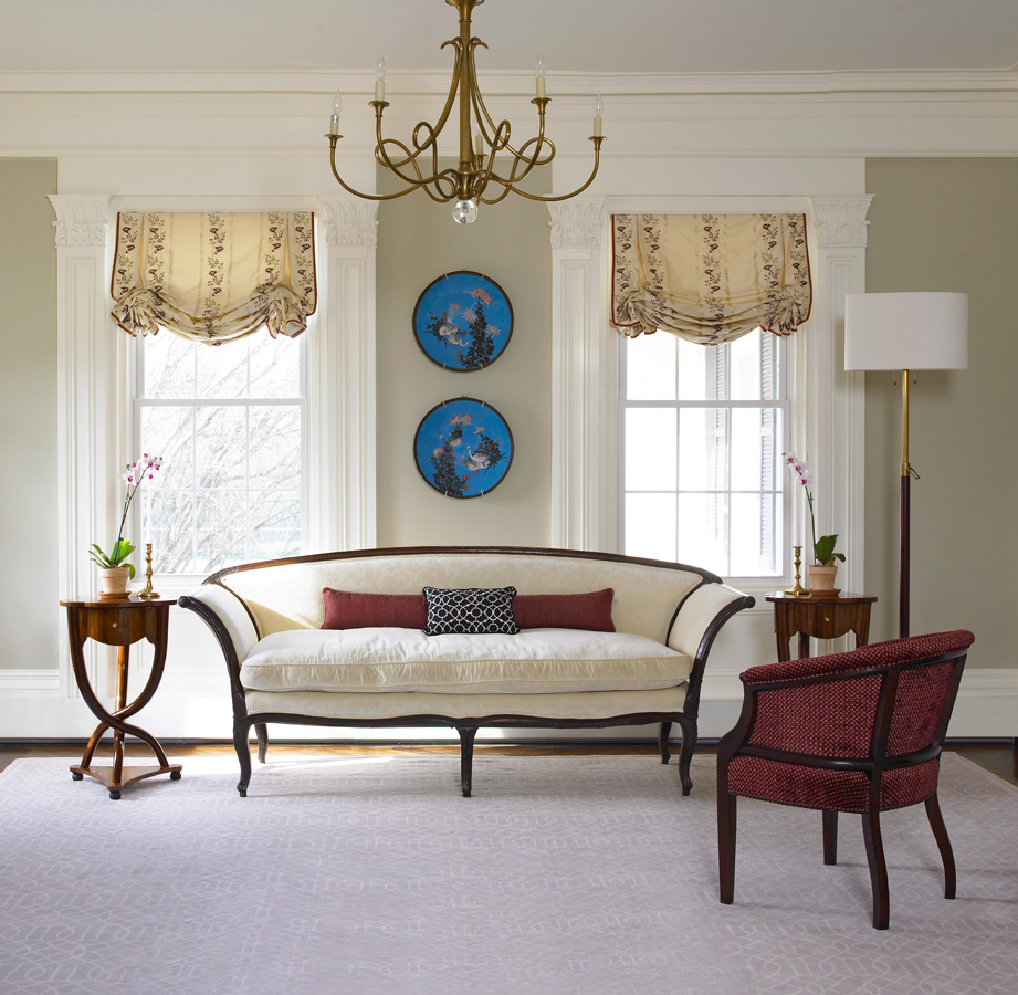 Formal Living Room: NOW TRANSFORMED: How To Make The Formal Living Room