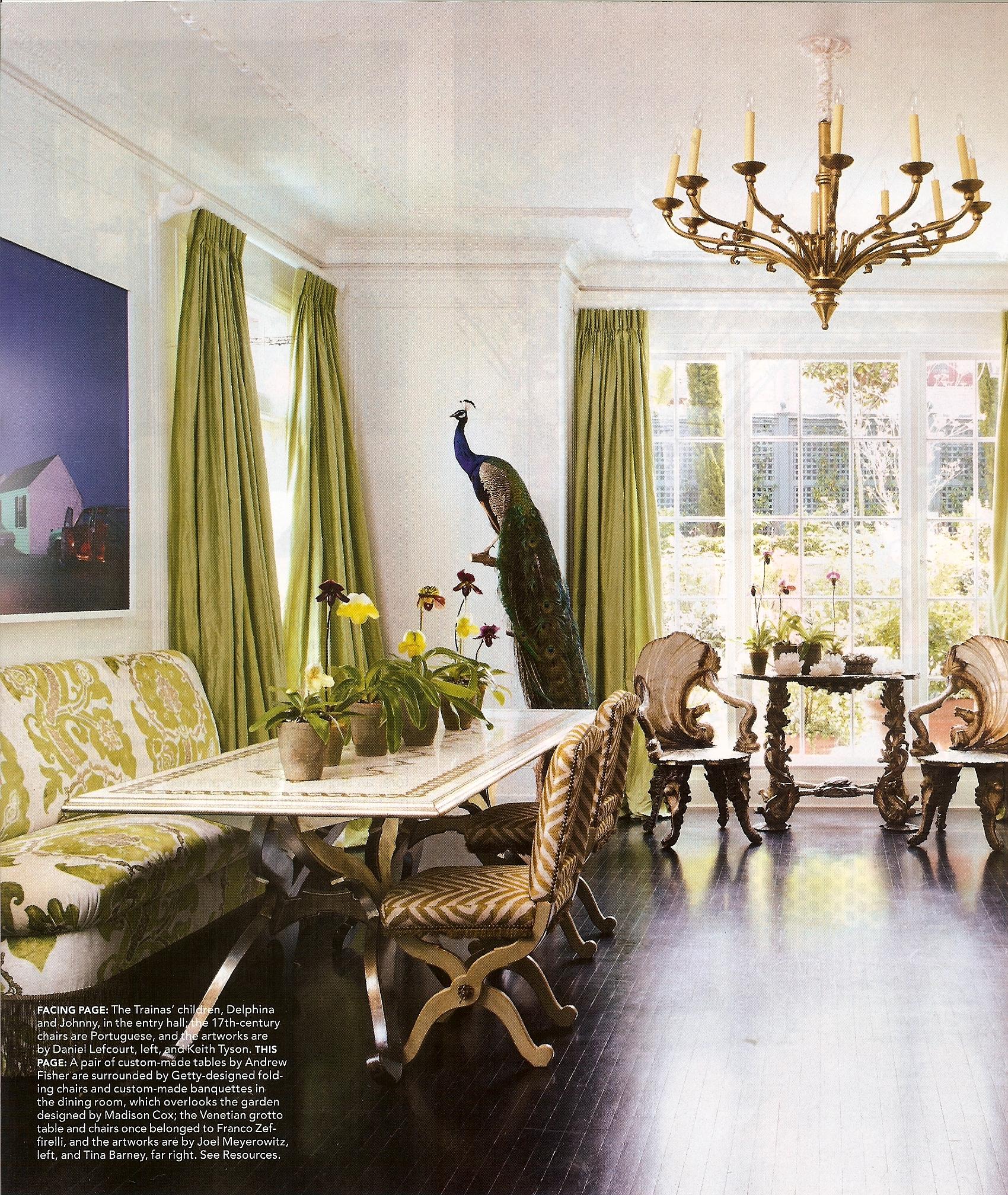 Antiques and Flea Markets « Decor Arts Now - Less Stuffed Design Trends