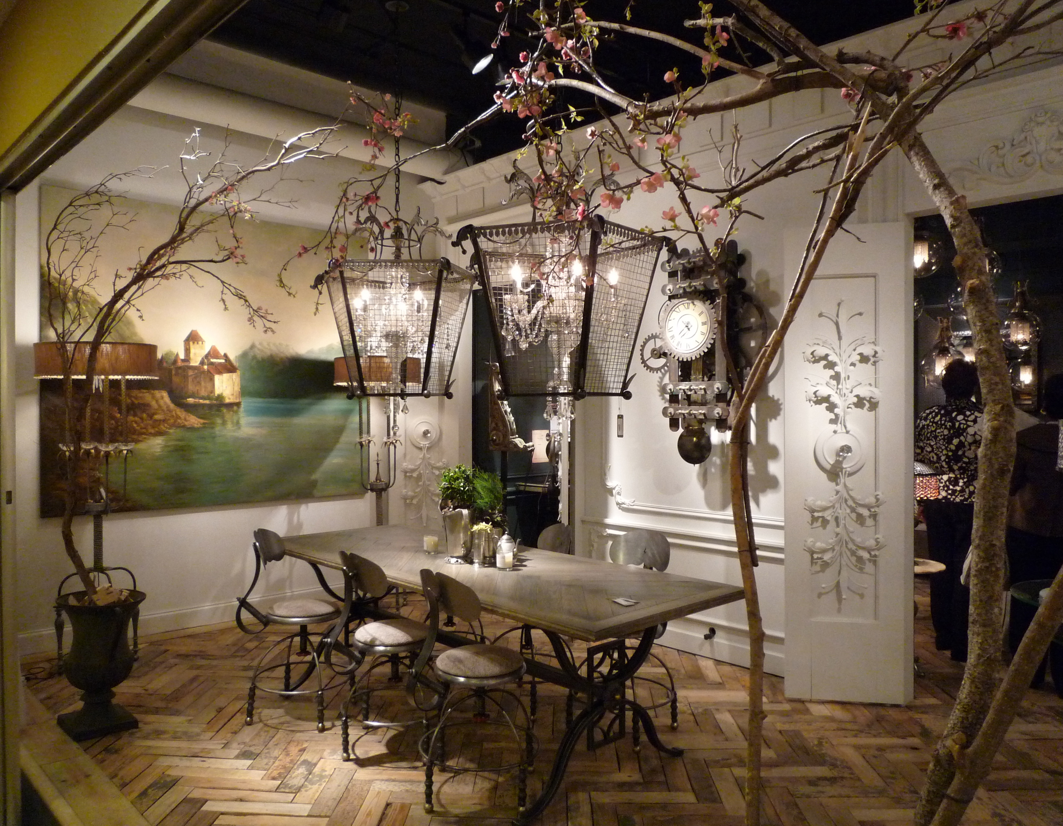 An Emerging Trend From High Point Market A New Country Style